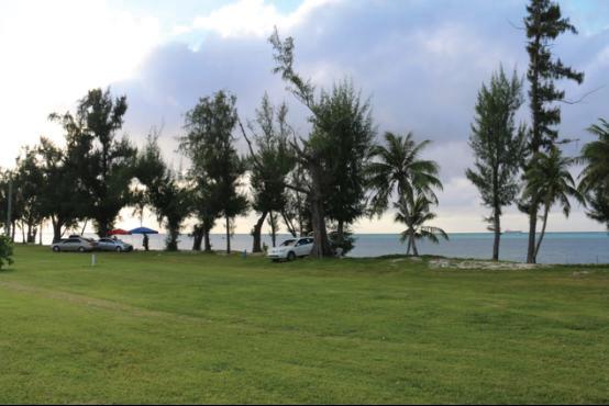 塞班海边路法院旁边海景土地