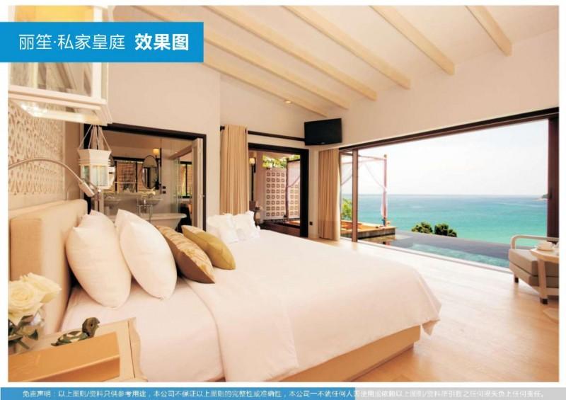 圣基茨·尼维斯丽笙私家皇庭精装瞰海酒店公寓